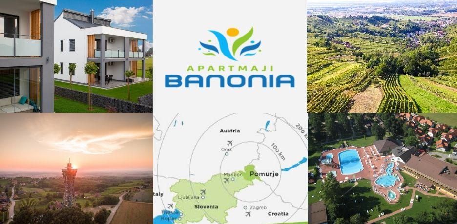 Apartmaji Banonia
